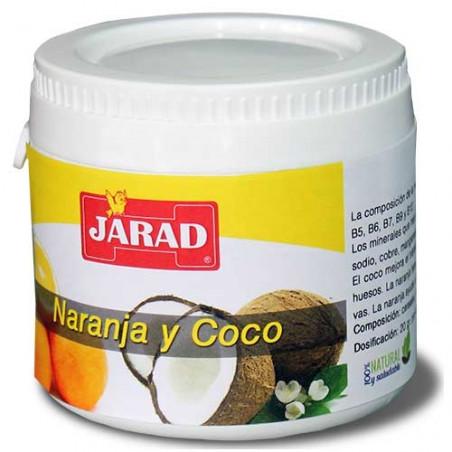 Jarad Alimento Natural para Aves Coco y Naranja