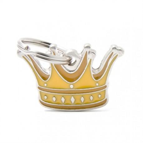 Placa Identificativa Corona