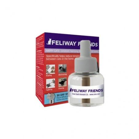 Feliway Friends Recambio Convivencia Gatos