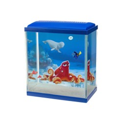 Kit Acuario Finding Dory Led 11,4L