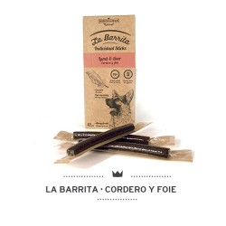 Mediterranean Snack La Barrita Cordero y Foie