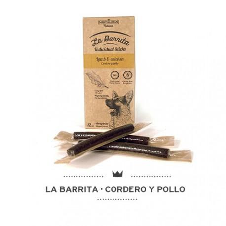 Mediterranean Snack La Barrita Cordero y Pollo