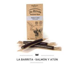 Mediterranean Snack La Barrita Salmón y Atún