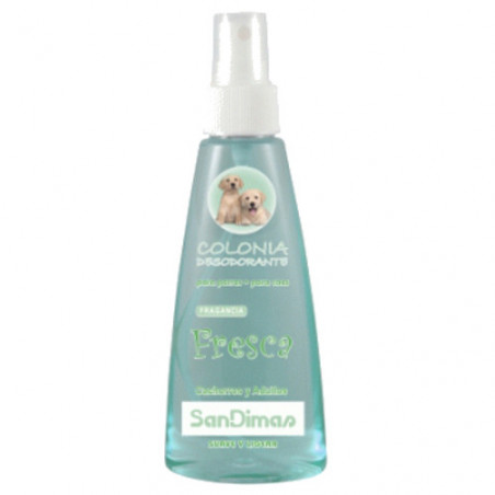 Colonia Desodorante Fragancia Fresca 150ml