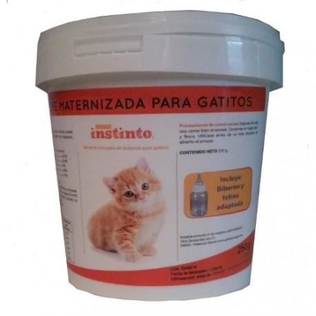 Leche Maternizada para Gatitos
