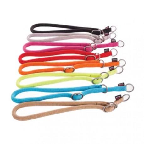 Collar Nylon Semiestrangulador Colores Surtidos