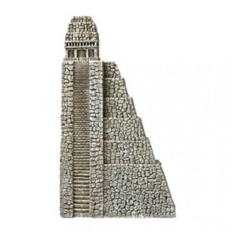 Lost Civilizations Pirámide Azteca Decoración Acuarios
