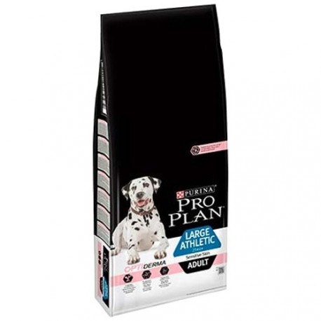 Purina Pro Plan Large Athletic OptiDerma 14Kgs