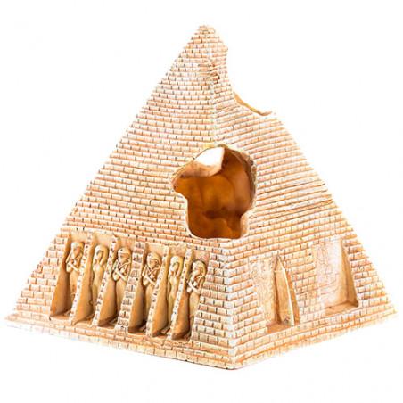 Pirámide Egipcia Decoración Acuarios