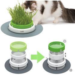 Catit Senses 2.0 Grass Planter Germinador con Rejilla