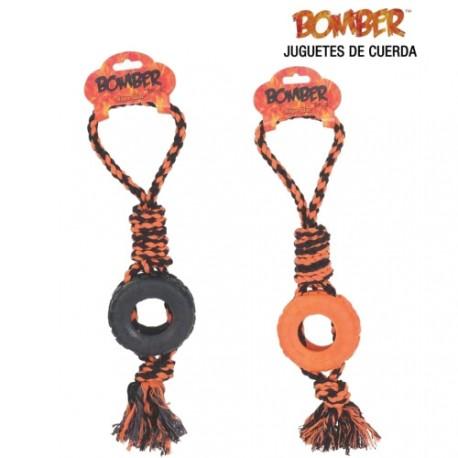 Juguete con Cuerda Bomber Neumático