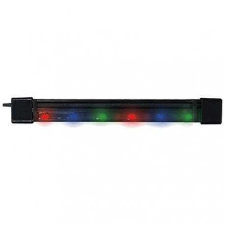 Barra de Luz Multicolor Led Acuarios con Difusor Sumergible