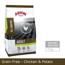 Arion Grain Free Adulto Pollo y Patata