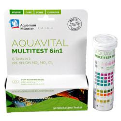 Aquavital Multitest 6 en 1...
