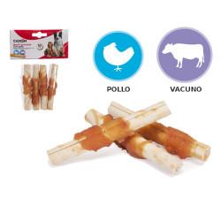 Stick para Perros con Pollo y Vacuno