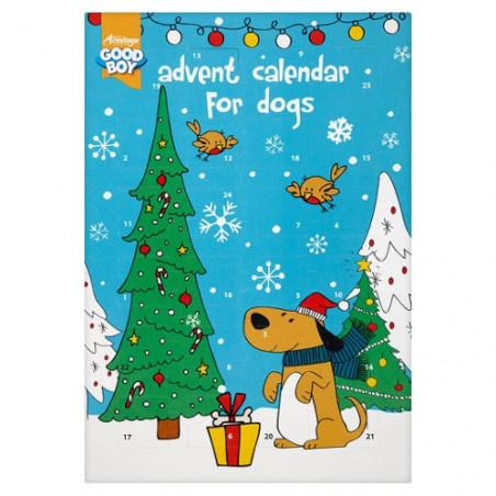 Calendario de Adviento para Perros