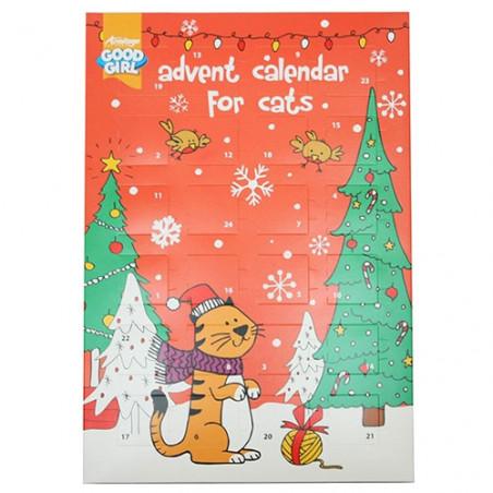 Calendario de Adviento para Gatos