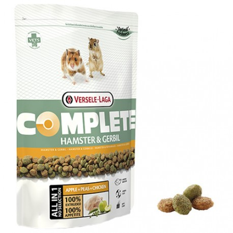 Hamster y Jerbos Complete Monocomponente