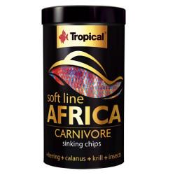 Alimento para peces Tropical AFRICA CARNIVORE