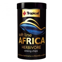 Alimento para peces Tropical AFRICA Herbivore