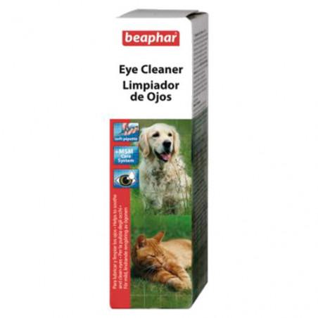 Beaphar Limpiador de Ojos Perros y Gatos