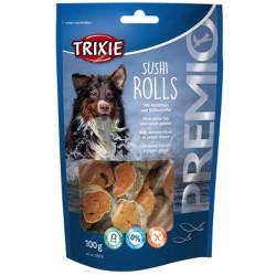 Trixie Premio Sushi Rolls Pescado Blanco