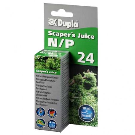 Fertilizante de Nitratos y Fósforo para Plantas de Acuario
