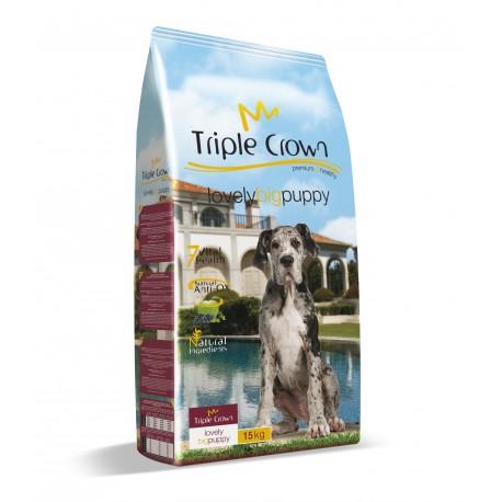 Triple Crown Puppy BIG Lovely Razas Grandes 15KG