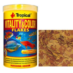 Tropical Vitality Color Flakes