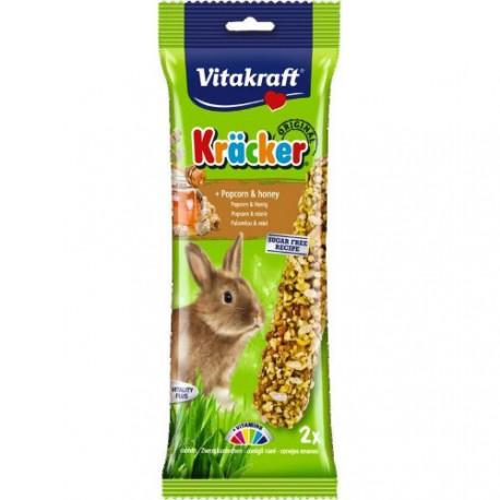 Vitakraft Conejos Enanos Barritas Palomitas y Miel