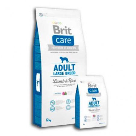 Brit Care Adult Cordero y Arroz Razas Grandes