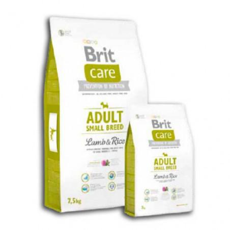 Brit Care Adult Cordero y Arroz Razas Pequeñas y Miniatura