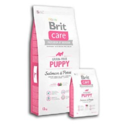 Brit Care Puppy Grain Free Salmón y Patata