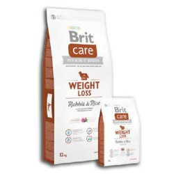 Brit Care Weight Loss Conejo y Arroz