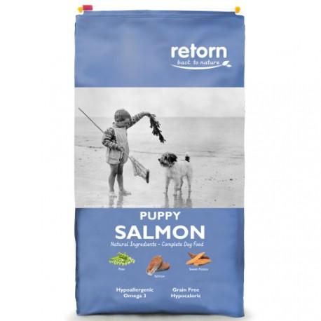Retorn Canine Puppy Salmón