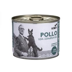 Retorn Lata de Pollo con Zanahorias para Perros 185g