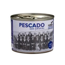Retorn Lata de Pescado con Patatas para Perros 185g