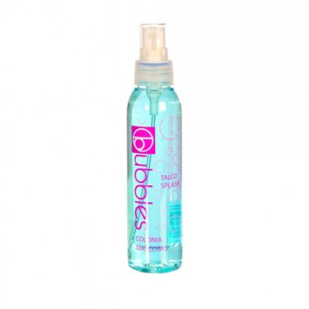 Perfume Bubbles Talco Splash para Mascotas