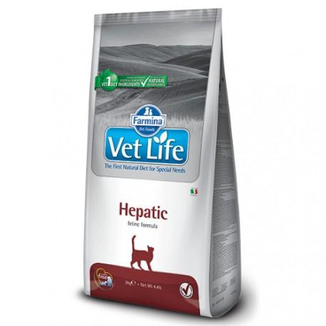 Farmina Vet Life Hepatic Feline