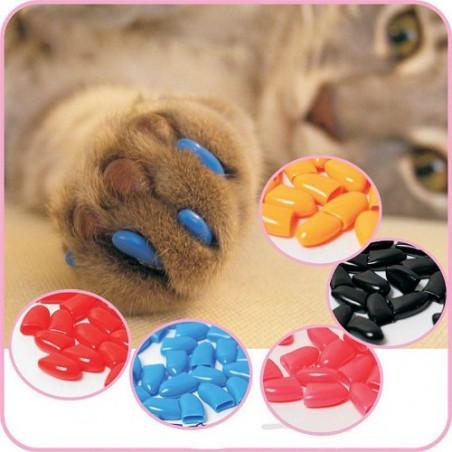 Funda de uñas para gatos
