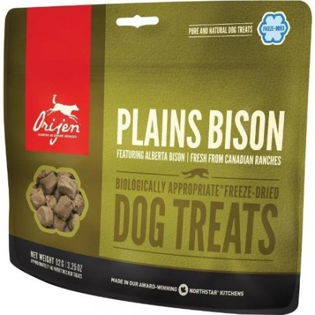 Orijen Treats Bison Snack Natural de Bisonte