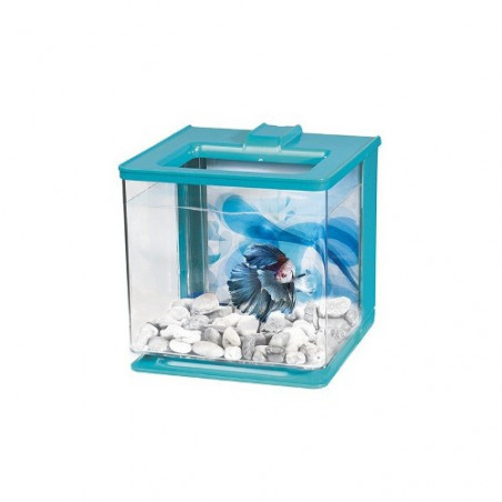 Kit de Acuario para Peces Betta Ez Care Marina
