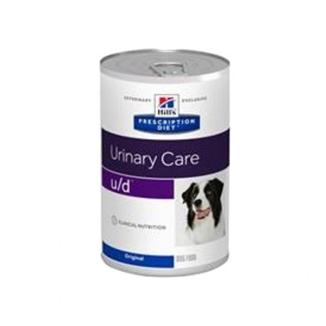 Hill's Prescription Diet Canine u/d Lata
