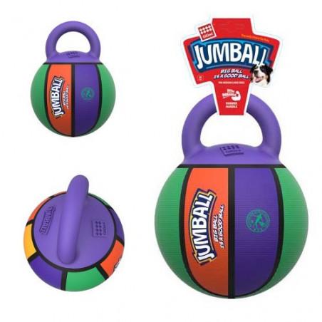Juguete jumball pelota de baloncesto para perros
