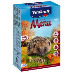 Vitakraft Menú Premium para erizos 600grs