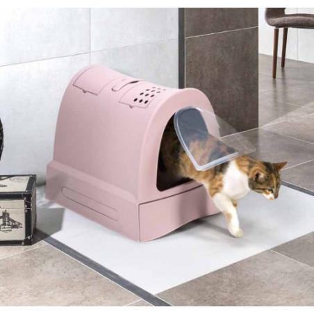 Bandeja higienica cerrada Zuma para gatos