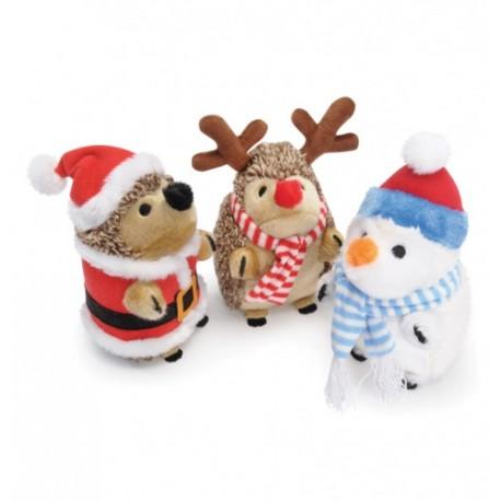 Erizo de Navidad para perros