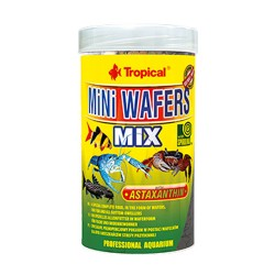 Tropical Mini Wafers Mix para peces