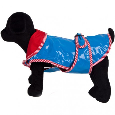 Impermeable Color Plastico Perros
