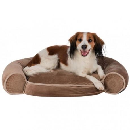 Sofá Trixie Mandala marrón para perros